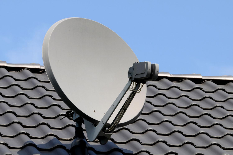 Satelliten Anlagen